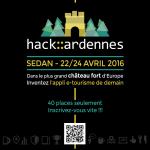 Affiche hackardennes 2016