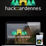 Logo pour l'association HackArdennes