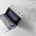 Calendrier 2017 pour le club de Rugby de Charleville