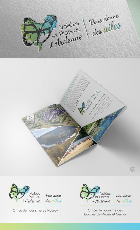 Bloc-marque pour l'offre touristique de Vallées et Plateau d'Ardenne