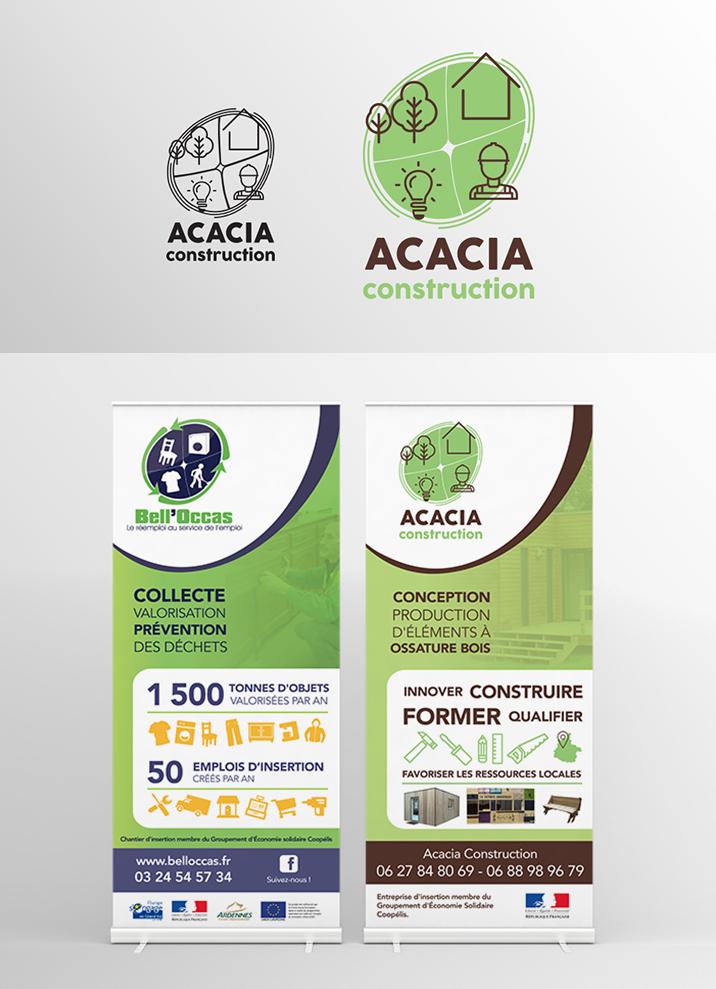 Acacia construction et Bell'Occas