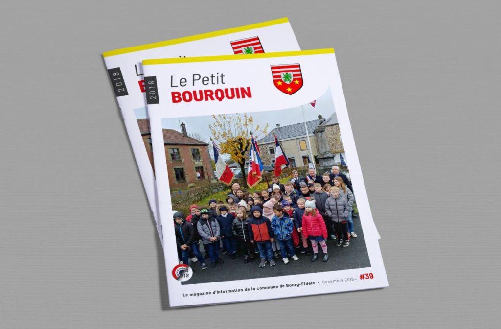 Magazine d'information de la commune de Bourg-Fidèle (08 Ardennes)